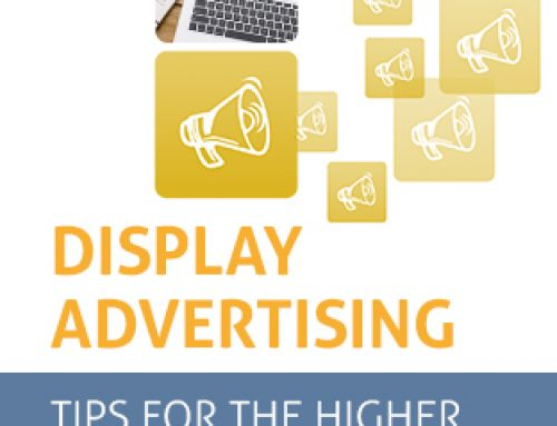 Display Advertising – Tips for the Higher Education Industry  Copy