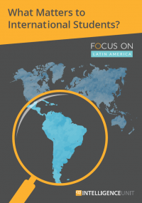 What matters to international students? Focus on Latin America