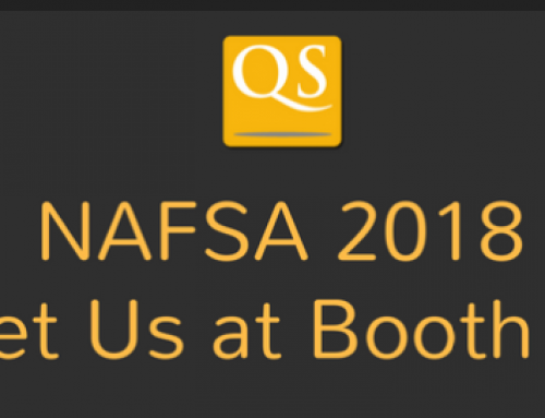 Join QS at NAFSA and Win Our Huge Giveaways