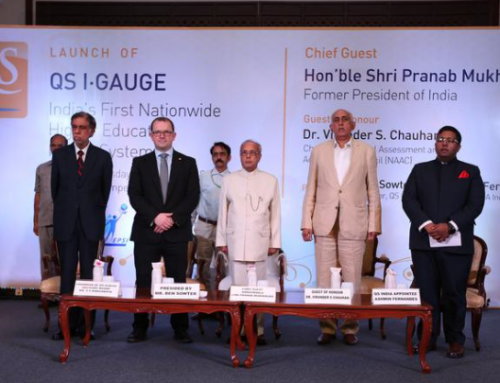 QS Launch the First HigherEd Rating System in India